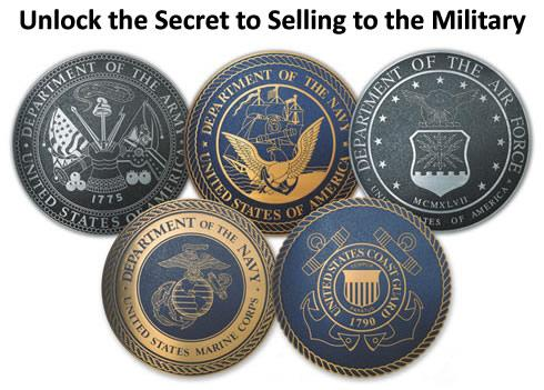 Unlock the Secret to Selling to the Military