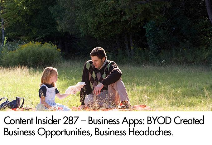 Business Apps: BYOD Created Business Opportunities, Business Headaches