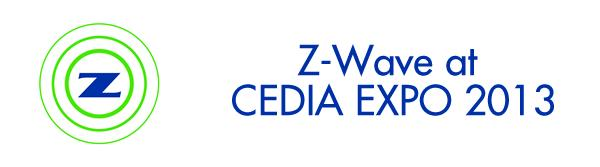 Z-Wave at CEDIA EXPO 2013