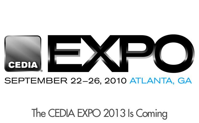 The CEDIA EXPO 2013 Is Coming