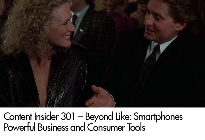 Beyond Like: Smartphones--Powerful Business and Consumer Tools