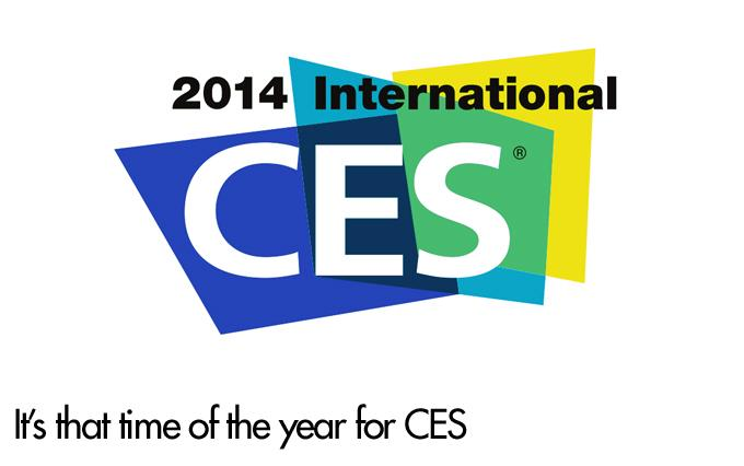 It's that time of the year for CES