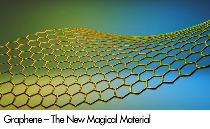 Graphene – The New Magical Material