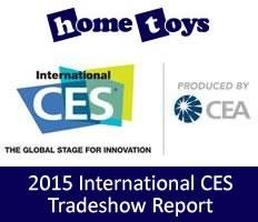 2015 International CES Tradeshow Report