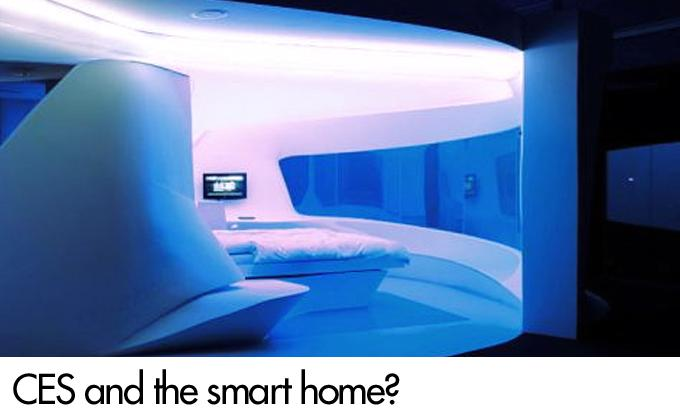 CES and the Smart Home