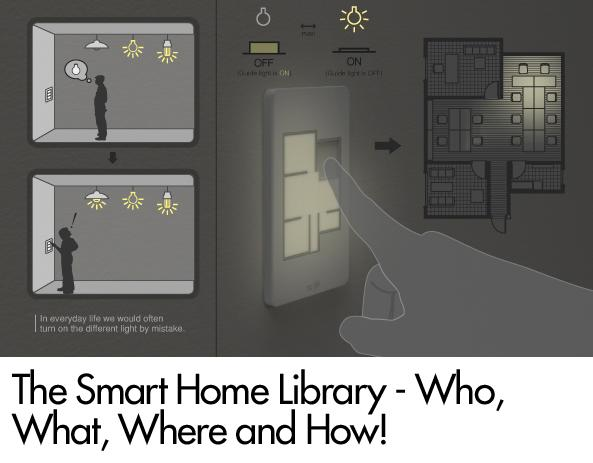 The Smart Home Library - Who, What, Where and How!