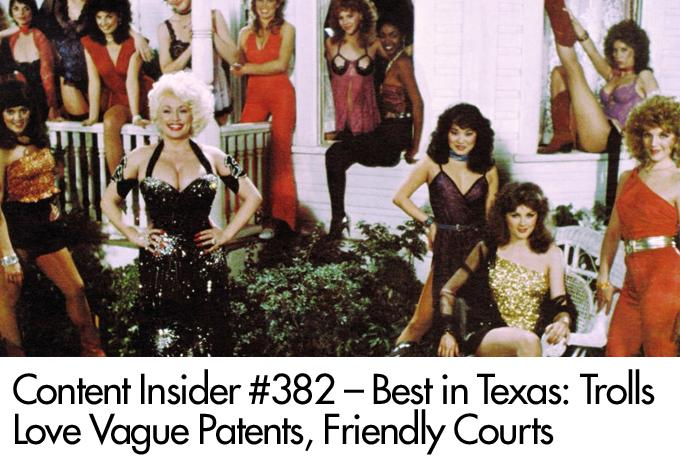 Best in Texas: Trolls Love Vague Patents, Friendly Courts