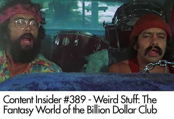 Weird Stuff: The Fantasy World of the Billion Dollar Club