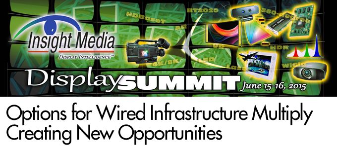 Options for Wired Infrastructure Multiply Creating New Opportunities