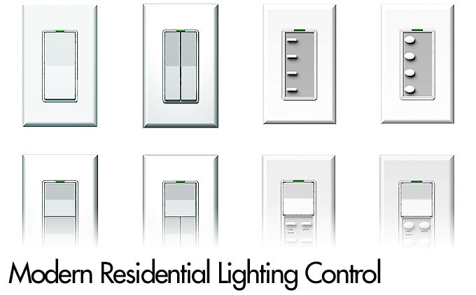 Modern Residential Lighting Control