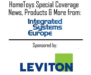 HomeToys.com - Special Tradeshow Coverage of Integrated Systems Europe 2016.