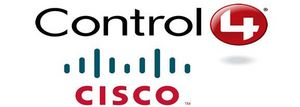 Home Control company Control4 & Cisco Strike Partnership