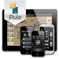 iRule - A cloud-based control solution for iOS and Android