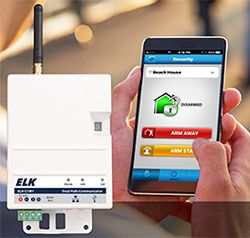 ELK Products -C1M1 Dual-Path Alarm Communicators with Remote Services