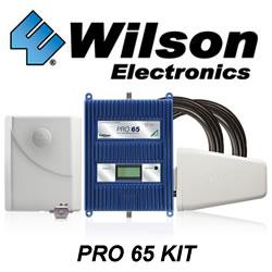 Wilson Electronics - Pro 65 Kit - All Bands, Multi-Carrier Cellular Signal Booster