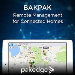 Give your customers First-Class Service with Pakedge BakPak