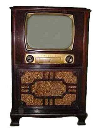 Image result for TV sets in 1948